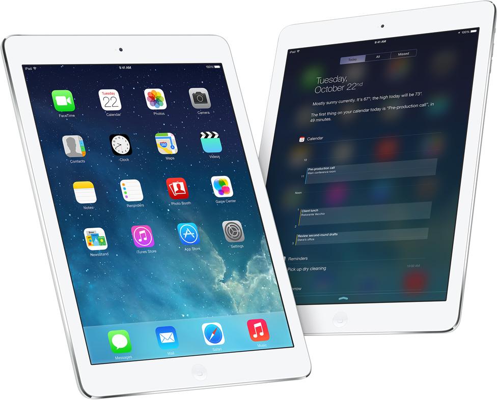 iPad Air kopen Nederland